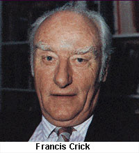 Francis Crick Personal Papers, 1935-2007 (MSS 0660)